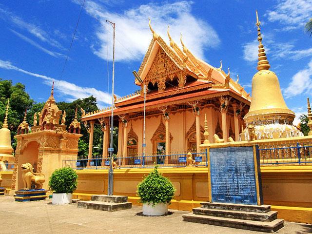 Battambang Pagoda